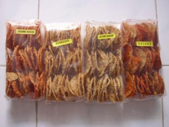 Keripik Tempe Malang, oleh-oleh khas dari Malang