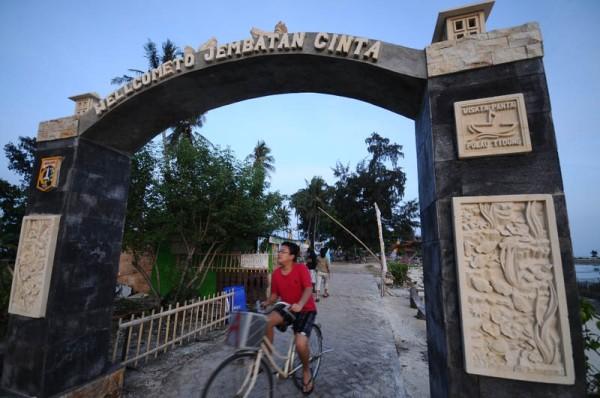 Pulau Tidung, wisata alam di Kepulauan Seribu